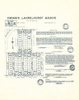 Gwinn's Laurelhurst Manor, King County 1945 Vols 1 and 2